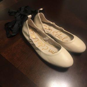 Sam Edelman Shoes - NWOB Sam Edelman Fallon wraparound ballet flat